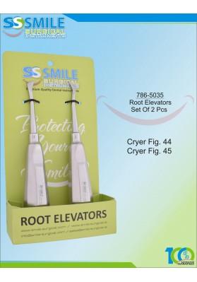 Root Elevator Set Of 2 Pcs