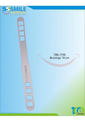 Brunings Tongue Depressor Retractor 19 cm